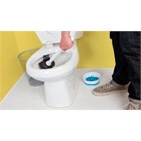 Brim Esnek Kafalı Tuvalet Fırçası