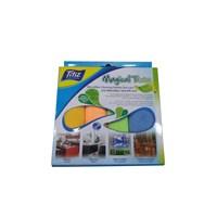 Titiz Mıcrofiber Temizlik Bezi 4 Lü Set