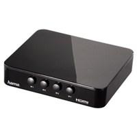 """HAMA HDMI Switcher (Değiştirici) """"G-410"""" 4G/1Ç"""