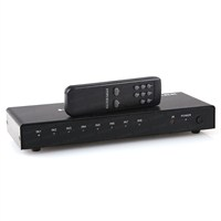 Dark Full HD 8 Giriş 1 Çıkışlı Uzaktan Kumandalı HDMI Çoklayıcı