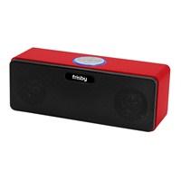 Frisby FS-P155R Usb TF/SD Taşınabilir Bluetooth Kırmızı Mini Speaker