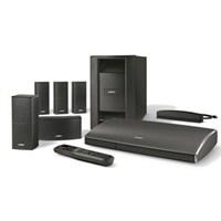 Lifestyle 525 Seri Iıı Ev Sinema Sistemi Siyah