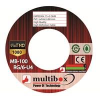 Multibox MB 100 RG6-U4 Anten Kablo