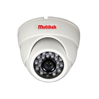 MULTİTEK DF200 CMOS IR DOME GÜVENLİK KAMERASI