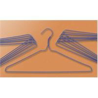 Metaltex Plastik Kaplı Metal Askı Seti ( 12 Adet )