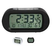 Goldmaster R-130 Alarmlı Saat Siyah