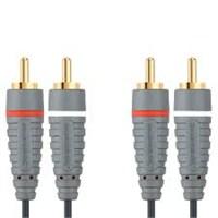 Bandrıdge Bal4201 Stereo Ses Kablosu 1M
