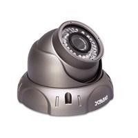 Everest SFR-610 Sony Effio CCD Sensör 16mm 700 TVL Dome 36 Ledli Osd Menü Güvenlik Kamerası