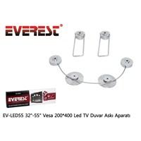 Everest Ev-Led55 32''-55'' Vesa 200*400 Led Tv Duvar Askı Aparatı