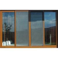 Atadan Pencere Sineklik Tülü - Sinek Perdesi -70x125cm