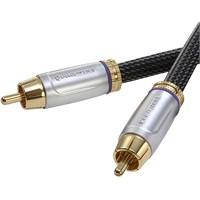 Vivanco Prowire Digital Koaksiyel Kablo 1.5 Metre