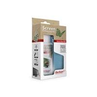 Barkan Eco120 Temizleme Seti, Anstatik, Anti Bakteriyel, Alkolsüz,Mikrofiber Bez (20X28 cm)Hediyeli,