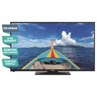 """Regal 40R4010F 40"""" 102 Ekran 100 Hz Full HD Uydu Alıcılı LED TV"""