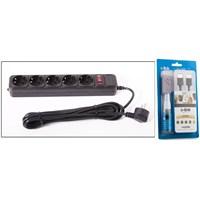 S-Link Starter Kit (5' li akım korumalı priz + 1,5 M Altın Uçlu HDMI Kablo + Temizleme Spreyi )