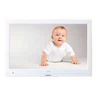 """Vestel 22FA5100B 22"""" 56 Ekran Full HD Dahili Uydu Alıcı LED TV (Beyaz)"""