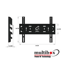 "Multibox Mb-42 37"" - 42"" Sabit Askı Aparatı"