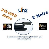 Linx Ne-5200 Scart Kablo (2 metre)