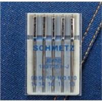 Schmetz Kot Kumaşlar İçin Dikiş İğnesi 100 Numara 5'li Paket