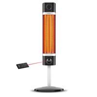 Veito 1800 Watt Uzaktan Kumandalı Karbon Infrared Isıtıcı CH1800-RE + Ayak Hediyeli!