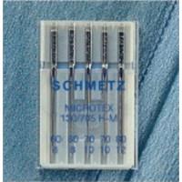 Schmetz Hassas Kumaşlar İçin Dikiş İğnesi 80 Numara 5'li Paket