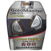 Goldmaster CAB-S15 Scart Kablo (1,5 metre)
