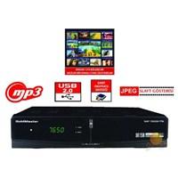Goldmaster SAT-76500 Fta Dijital Uydu Alıcısı