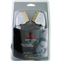 Next YE-1112 Scart&scart Kablo (3 Metre)
