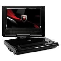 Piranha Mediamonster Q Type Televizyonlu 7'' Lcd/Uusb Ve Sd Kart Girişli Portatif Oynatıcı