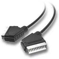 TTAF Scart - Scart Pvc Kablo Nikel 2M (85089/55089)