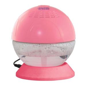 discover led ışıklı geniş alan kokulandırma ve hava temizleme cihazı - pembe