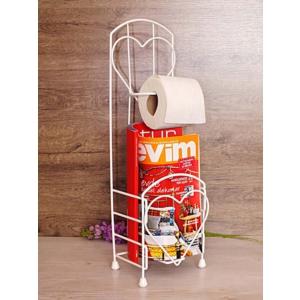 kitchen love metal wc kağıtlık-gazetelik