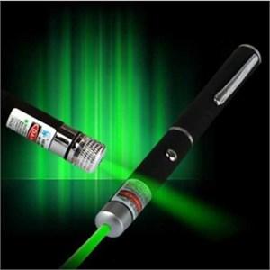 uygun yeşil lazer pointer 1000 mw 100 km etkili 13 başlıklı