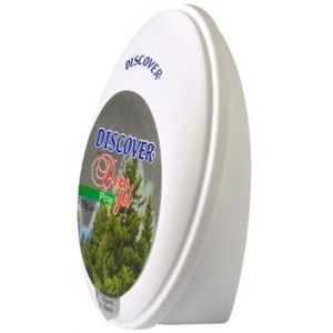 discover dsr-4984 decogel küçük mekanlar için koku verme cihazı - yeşil