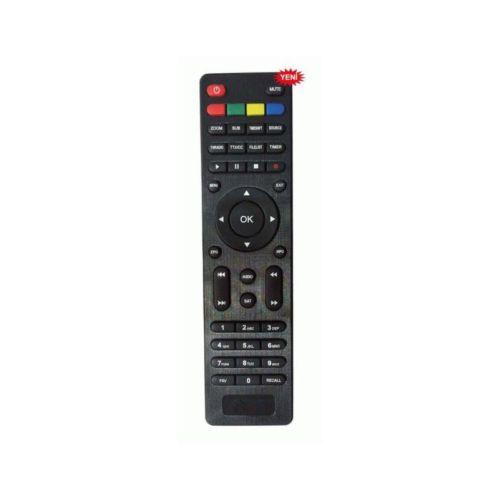 BAFF 6400 HD Uydu Kumanda