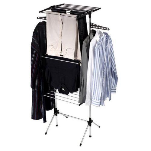 Biricik 3 Katlı Çamaşır Kurutma Askısı