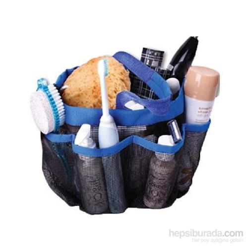 Vip Banyo Organizer Pocket Shower Caddy (8 Gözlü)