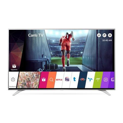 "LG 43UH650V 43""109 Ekran [4K] Uydu Alıcılı Smart(webOS 3.0) LED TV"