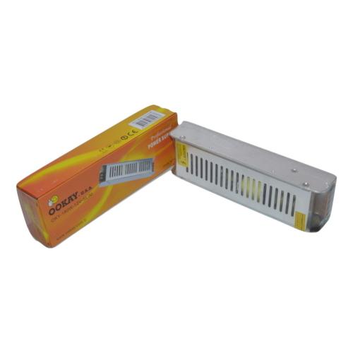 OOKAY 12V 15A 180 Watt Kamera Adaptörü (Slim)