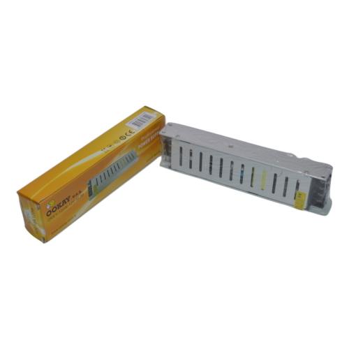 OOKAY 12V 10A 120 Watt Kamera Adaptörü (Slim)