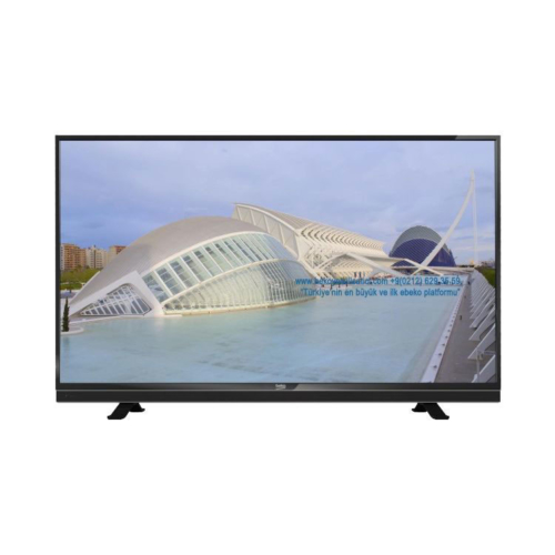 "Beko B55-LB-8477 55"" 140 Ekran Smart Uydulu Led Tv"