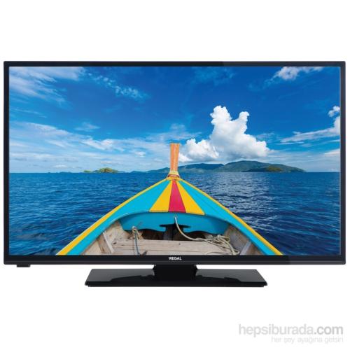 """Regal 40R6015F 40"""" 102 Ekran 400 Hz Full HD Uydu Alıcılı Smart LED TV"""