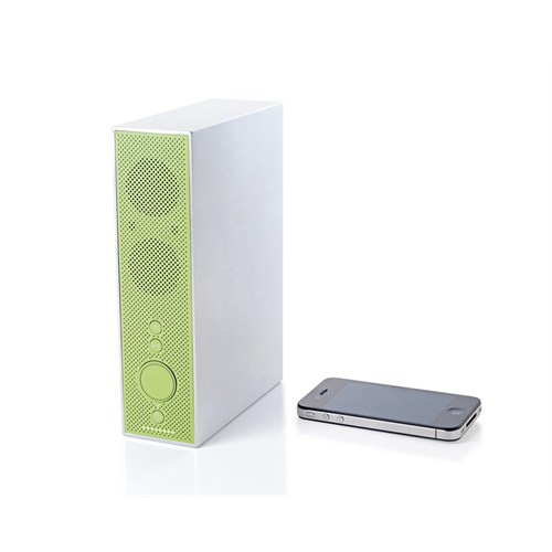 Lexon Titanium Bluetooth Hoparlör - Yeşil