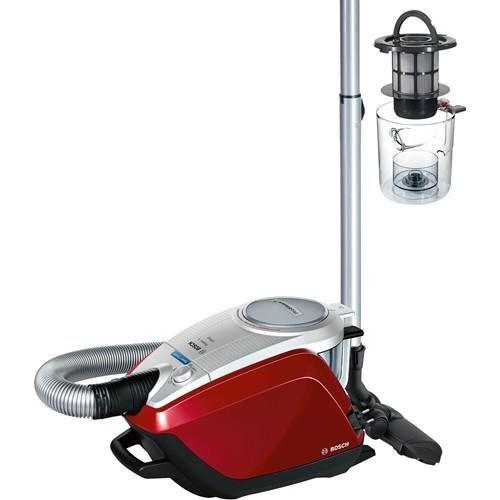Bosch Relaxx'x Prosilence Plus Toz Torbasız Elektrikli Süpürge Bgs5330r İsot Kırmızısı