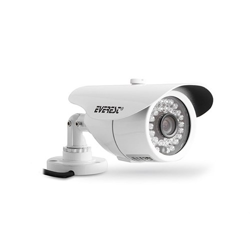 Everest DF-601 AHD 720P-1.0 MEGAPIXEL 3.6mm Lens IR Kesme Filitre OSD Menu 36 Ledli Güvenlik Kameras