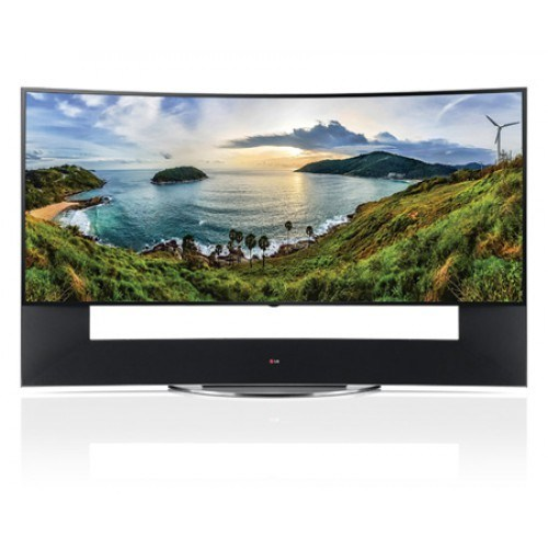 LG 105UC9V 105' (267 CM) 5K UHD 3D CURVED SMART LED TV