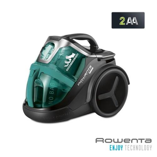Rowenta Row Ro6722 Ergo Force Cyclonıc 700W Yeşi