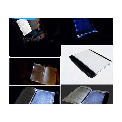 Hepsi Dahice Kitap Aydınlatan Led Işıklı Plastik Aparat