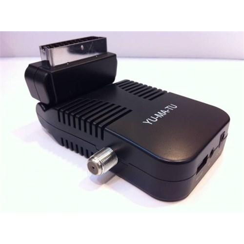 YuMaTu Dijital Mini Uydu Alıcısı