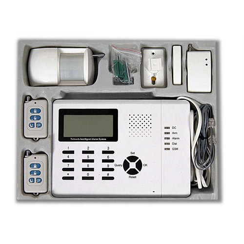 Guardset KS899E Kablosuz Akıllı Alarm Sistemi
