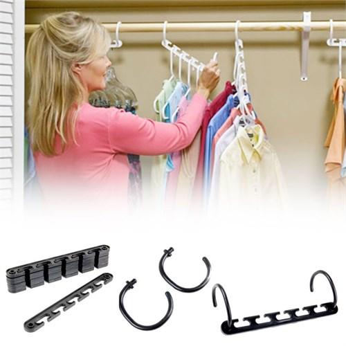 Uygun Elbise Dolabı Askı Sihirbazı Wonder Hanger